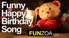 Funny Happy Birthday Song - Cute Teddy Sings Very Funny Song Please don't send this to a real person on their birthday it's funny but just don't do it.