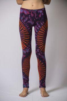 e50c1a02972 Sure Design Womens Super Soft Tie Dye Yoga Leggings