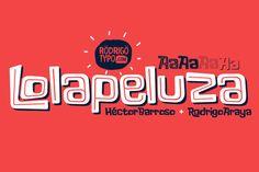 """Font of the day: Lolapeluza"" http://prsm.tc/WzYH30"