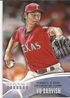 For Sale: YU DARVISH Texas Rangers 2014 Future Is Now Insert THERE'S A NEW DARVISH IN TOWN http://sprtz.us/RangersEBay