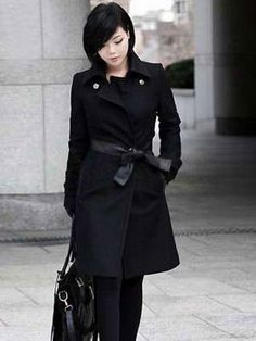 Black Womens Coats | Fashion Women's Coat 2017