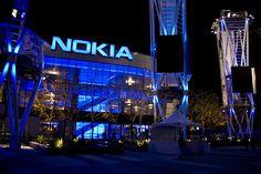 Nokia Theatre by viewfromaloftarchive, via Flickr
