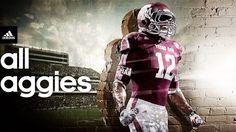 2012 Texas A&M Aggies football uniform
