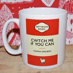 Can someone explain to me why the phrase is 'Catch me if you can' when really it means 'Snuggle me if you can... ?