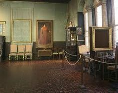Empty frames after the robbery at Isabella stewart Gardner Museum - Google Search