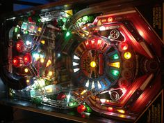 High-speed Pinball designed by Steve Ritchie