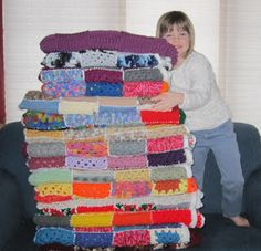 Causes: Sarah and her friend raise money for orphans by crocheting blankets, hats, and other custom work. Together they've raised 6,000+ dollars. Their latest fundraiser is for a little girl: Maria #crochet #charity