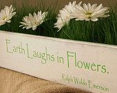Personalized White Planter Box 25 Grow Live Grass by southofmain Long Planter Boxes, White Planter Boxes, White Planters, Garden Planters, Planter Ideas, Fresh Flowers, Spring Flowers, Growing Grass From Seed, How To Make Signs