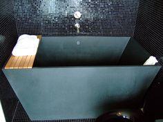 japanese soaking tub...