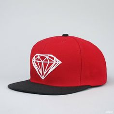 Diamond snapback  -lippis. Stay Fit, Snapback, Diamond, Hats, Fashion, Moda, Keep Fit, Hat, Fashion Styles