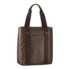 LOUIS VUITTON BEAUBOURG N52006 TOTE BAG DAMIER EBENE CANVAS