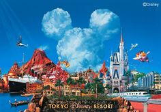 Tokyo Disney I love it ❤❤❤
