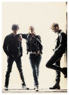Photo of BRMC for fans of Black Rebel Motorcycle Club.