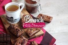 Blog Cuisine & DIY Bordeaux - Bonjour Darling - Anne-Laure: Brunch : Petits brownies