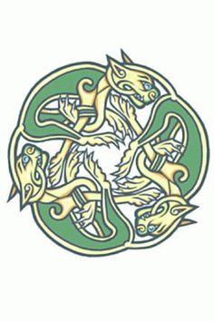 Татуировки кельтские узоры: эскизы и фото | Мир тату