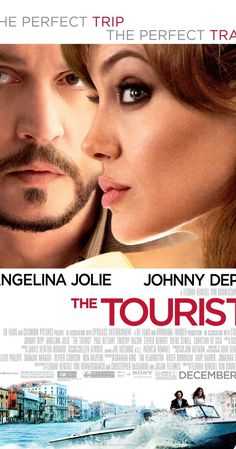 The Tourist (2010)  Directed by Florian Henckel von Donnersmarck.  With Johnny Depp, Angelina Jolie, Paul Bettany, Timothy Dalton. Revolves around Frank, an American tourist visiting Italy to mend a broken heart. Elise is an extraordinary woman who deliberately crosses his path.