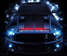 This is a ford Shelby; the person that pinned this before me has no knowledge about Ford Mustangs AT ALL
