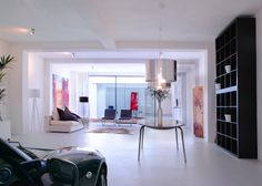 Casa en antiguo taller de carpintería, Arnhem, Holanda - Studio OxL - foto: Irene Van Guin