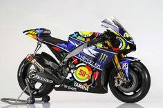 Quelle look pour la Yamaha M1 de Rossi - Crédit photo : Samuel Laurora