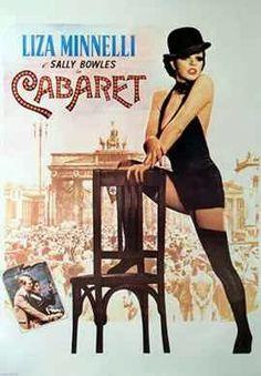 Cabaret Liza Minnelli | Posters Carteles de Cine