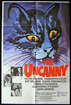 VIAJE A LO INESPERADO: THE UNCANNY (1977) LO OCULTO / ESTREMECIMIENTO  - ...