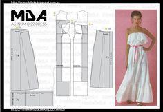 ModelistA: A3 NUMo 0122 DRESS