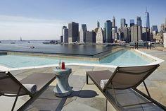 Hotel en Brooklyn con la mejor vista de Nueva York | Conoce New York