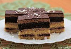 Kofila rezy Czech Recipes, Ethnic Recipes, Cake Recept, Nutella, Tiramisu, Rum, Sweet Tooth, Food And Drink, Sweets