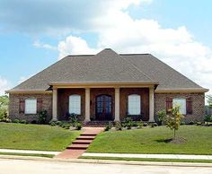 Southern Style - 83805JW | Southern, Photo Gallery, 1st Floor Master Suite, Bonus Room, CAD Available, Den-Office-Library-Study, Jack & Jill Bath, PDF, Split Bedrooms, Corner Lot | Architectural Designs