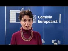 Angela Filote, Ambasadoarea Comisiei Europene