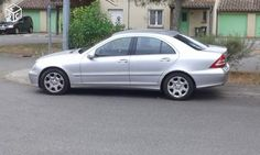 Mercedes classe C 220 CDI