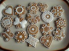 Valentine Cookies, Gingerbread Cookies, Sugar, Baking, Desserts, Christmas, Winter, Food, Decor