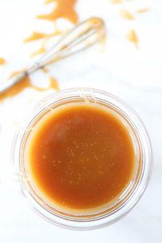 Salted Caramel Sauce Recipe | Salted Caramel | Caramel Sauce | Two Peas & Their Pod