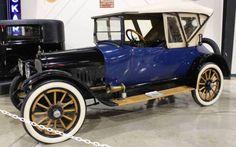 1916 Auburn Chummy