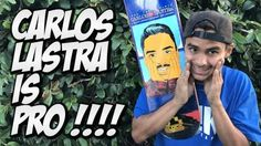 CARLOS LASTRA IS PRO !!! 3 BLOCK UNBOXING AND SKATE SESSION !!! – Nka Vids Skateboarding: Source: nigel alexander