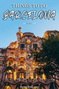 Things to do in Barcelona, Explore Barcelona the right way with these 10 Things to do when visiting Barcelona, a European tourist mecca that needs to be on your bucket list! | Things to do in Barcelona | Local guide on what to do in Barcelona, Spain #spain #barcelona #travel #ideas #bucket #europe #destinations Europe Destinations, Europe Travel Tips, Travel Deals, Spain Travel, Holiday Destinations, Barcelona Things To Do In, Visit Barcelona, Barcelona Spain, European Vacation