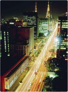 Avenida Paulista - Fotos de São Paulo