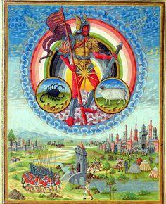 Con la testa tra le stelle: Ludovico il Moro aveva al suo servizio un astrologo, Ambrogio Varesi da Rosate, ed era sua abitudine consultarlo prima di ogni grande decisione o impresa, sia per quanto riguardava il governo del ducato sia per la sua vita privata. Il signore di Milano, quindi, prima di entrare in azione preferiva controllare di avere il cielo dalla sua parte. Non che gli sia servito a molto alla fine...  //APERITIVO STORICO: UNA NOTTE NEL RINASCIMENTO //  #milanosuldivano