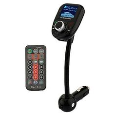 Sorker Bluetooth Fm Transmitter,BT002 Wireless Handsfree Car Kits Stereo Radio Adapter with USB Charger Port,Hands-free calling and Mp3 Player for Car Music Streaming Sound System