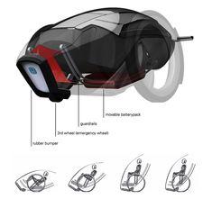 Honda Type E - Concept Vehicle by Michael Brandt » Yanko Design