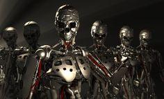 US Army Future Most Advanced Robots DARPA Real Terminator Battle US Mili...