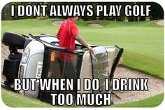 Image result for golf memes