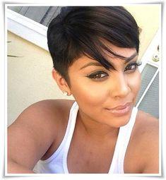 Short Hairstyles for Black Women 37