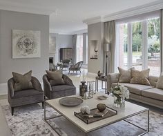 53 Inspirational Living Room Decor Ideas | Ideas for the House ...