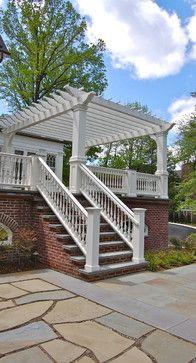 Historic Renovation - traditional - Porch - New York - Liquidscapes