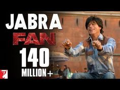 (1) Jabra Song   Fan   Shah Rukh Khan   Nakash Aziz - YouTube Cat Body, The Calling, King Of Hearts, Cat People, Take The First Step, Romantic Songs, Hindi Movies, Me Me Me Song, Going Crazy
