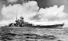 German battleship Gneisenau Ver tradução
