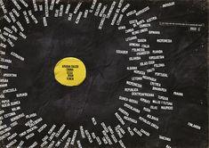 Amnesty International: Countries, 3  Advertising Agency: Contrapunto BBDO, Madrid, Spain