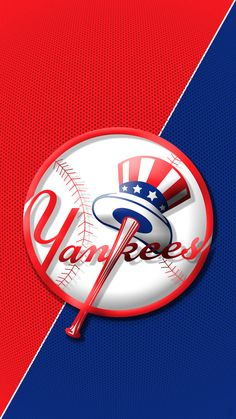 Baseball Wallpaper, Mlb Wallpaper, Lines Wallpaper, Iphone 5s Wallpaper, My Yankees, Yankees Logo, Yankees News, New York Yankees Baseball, Sports Team Logos