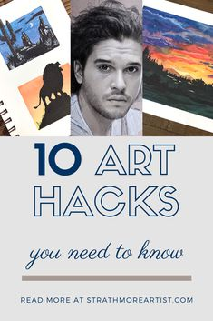 10 Art Hacks you Need to Know Right Now - Strathmore Artist Papers Charcoal Artists, Gouache Tutorial, Charcoal Paper, Drawing Projects, Drawing Tips, Toned Paper, Art Journal Techniques, Sketchbook Pages, Art Courses